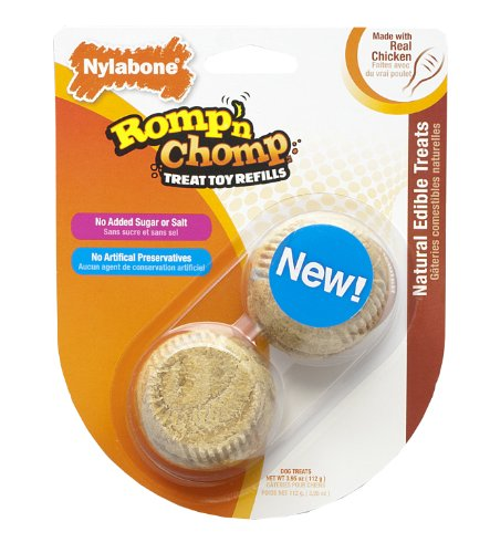 Nylabone Chomp Medium Roller Refills