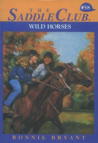 Wild Horse (Saddle Club series Book 58)