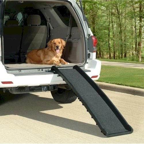 Pet Bi Fold Portable UltraLite Truck Ramp Dogs