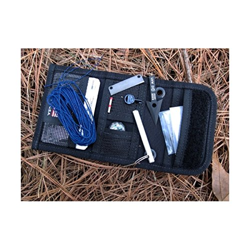 ESEE Knives Izula Gear Wallet Kit Survival KIT Multi-Colored