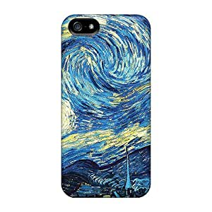 Dan Larkins Awesome Case Cover Compatible With Iphone 5/5s - Paisagem Abstrata by ruishername