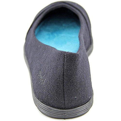 Blowfish Glo Damen Rund Textile Wohnungen Schuhe Größe Neu/Display White/white