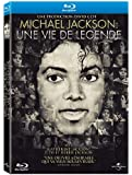 Michael Jackson : une vie de légende [Blu-ray]