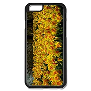 Funny Sea Yellow Daffodils IPhone 6 Case For Couples by mcsharks