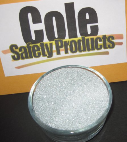 Reflective Standard Glass Beads 5 lbs by Cole Safety Products
