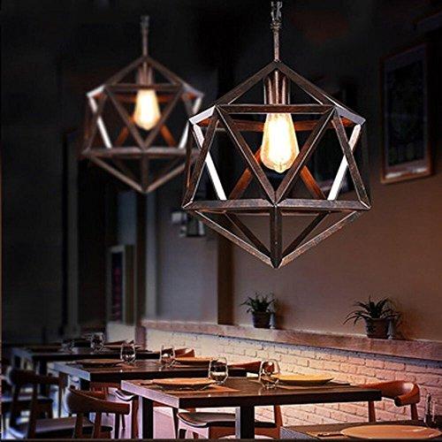 Antique Wrought Iron Pendant Lighting - 5