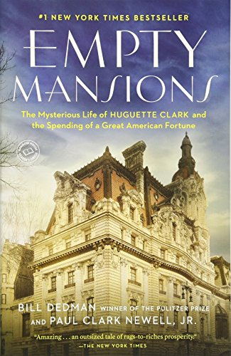 Empty Mansions: The Mysterious Life of Huguette Clark and the Spending of a Great American Fortune (Cottage Ideas Kitchen)