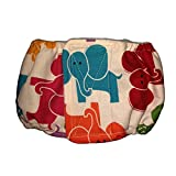 Male Dog Diaper - Made in USA - Happy Elephant Washable Belly Band Male Wrap, XS for Territorial Marking, Excitable Peeing and Urinary Incontinence