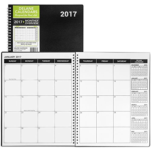 Calendar Planner Book : Planners office supplies