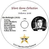 """DVD """"His Birthright"""" (1918) Sessue Hayakawa, Classic Silent Drama"""