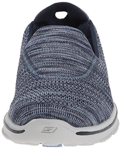 SKECHERS GO WALK 3 SLIP-ON CELESTINO 13987-NVGY