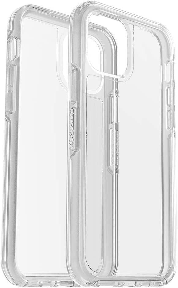 OtterBox Symmetry Clear Series Case for iPhone 12 & iPhone 12 Pro - Clear