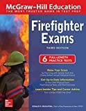 McGraw-Hill Education Firefighter Exams, Third Edition