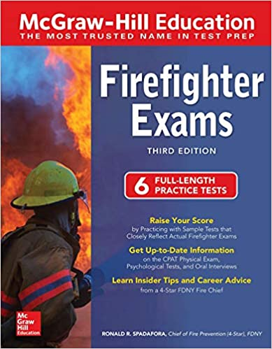Mcgraw Hill Education Firefighter Exams Third Edition Ronald R