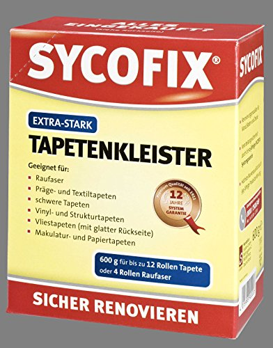 SYCOFIX Tapetenkleister extra-stark, 600g