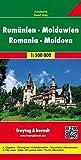 Romania-Moldavia 1:500.000