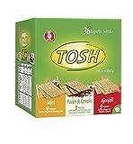 Tosh Cracker Assorted 36Oz (Pack of 36 un)