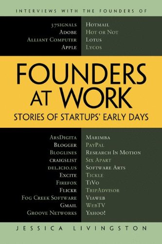 Founders Work Stories Startups Early product image