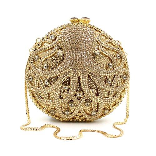 De Sac De B Banquet Diamant Femmes Embrayage Soirée Gamme Haut Sac XqgIRHw