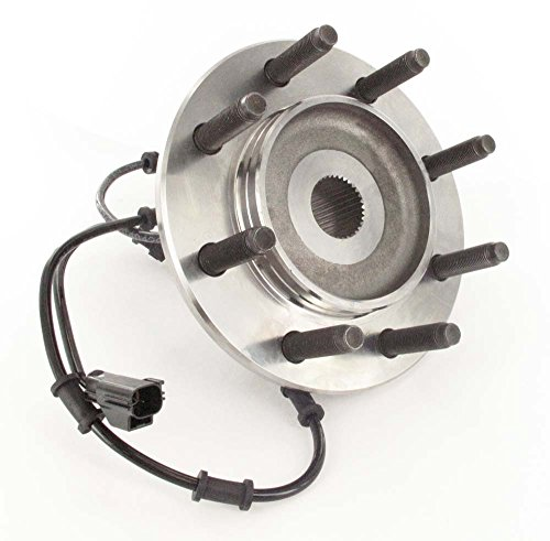 (SKF BR930502 Wheel Bearing and Hub)