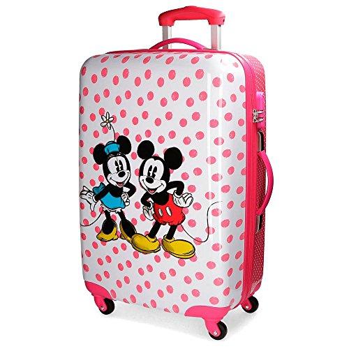 Punkte Disney Kind Gepäck, 68 cm, 62 Liter, Multicolor