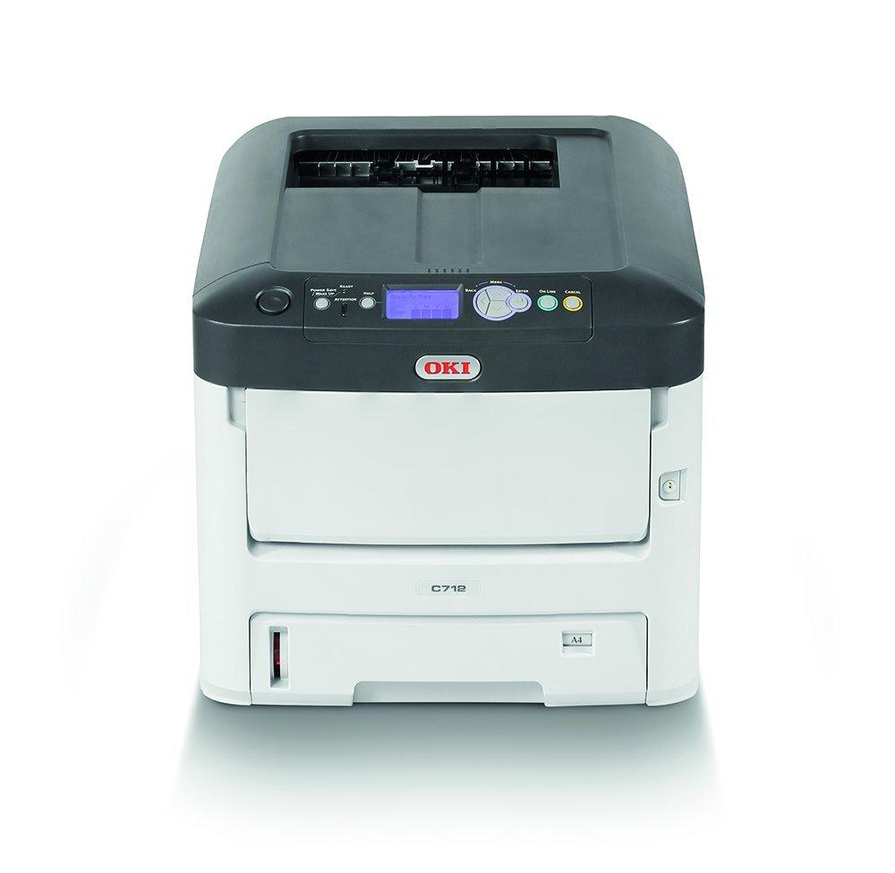 OKI C542DN color blanco Impresora con tecnolog/ía laser LED