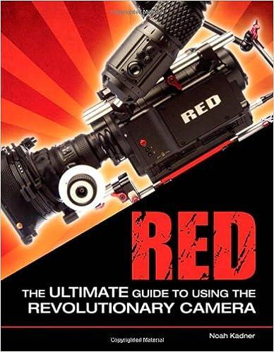 red scarlet camera manual