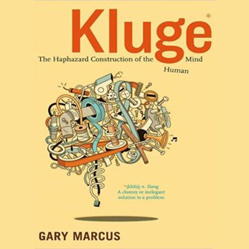 Buy kluge the haphazard evolution of the human mind