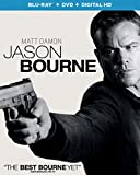 Image of Jason Bourne [Blu-ray]