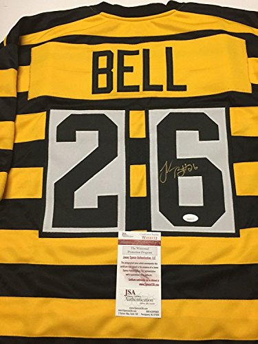 56b86a4fc1c LeVeon Bell Pittsburgh Steelers Memorabilia