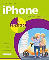 iPhone for Seniors in easy steps, 4th Edition Front Cover