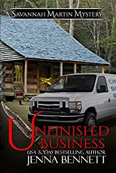 Unfinished Business: #10 (Savannah Martin Mysteries)