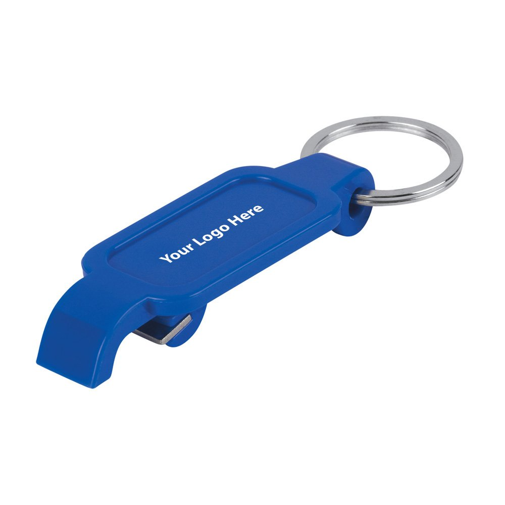Slim Bottle Opener - 250 Quantity - $0.49 Each - Promotional Product/Bulk/Branded with Your Logo/Customized