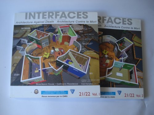 Interfaces: Image Texte Language Architecture Against Death (21/22 Vols. I & II)