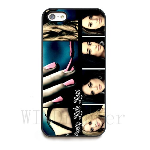 [Pretty Little Liars signed HD image phone cases for iPhone 5c ( HD Hard ABS Material)] (Pretty Little Liars Halloween Costume)