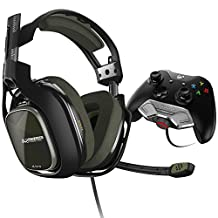 Astro Gaming A40 TR Headset Plus MixAmp M80-Black/Olive-Xbox One