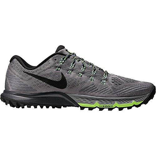 Gris Kiger De Air Chaussures Multisport Terra Nike 3 Noir Plein Zoom Vert qazwYAxt