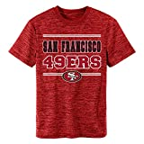 Outerstuff NFL San Francisco 49ers Football Team Youth Short Sleeve T Shirt Youth Sizes