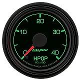 Auto Meter 8496 2-1/16'' 0-4000 PSI Diesel HPOP Gauge for Ford Racing