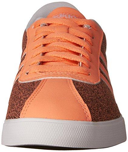 Glow Glow Sneakers Sun Sun Footwear White Women's Courtset adidas qYzHII