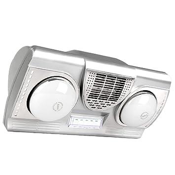 Appareil De Chauffage Mural Pour Salle De Bain Avec Ventilateur  Du0027extraction Et Ampoule Chauffante