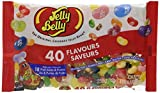 Jelly Belly Jelly Beans, 40 Assorted Flavours, 255-g
