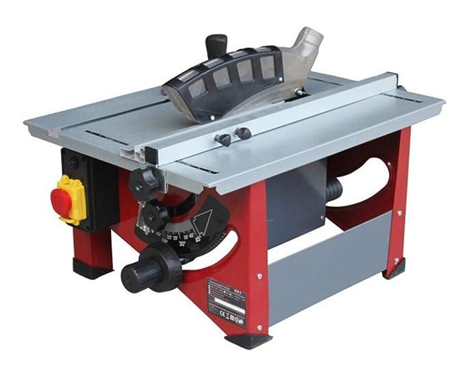 MXBAOHENG Sierra de mesa multiusos hecha a mano de 210 mm Mini ...
