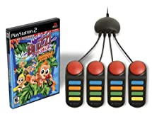 BUZZ Jr.! Jungle Party Bundle - PlayStation 2