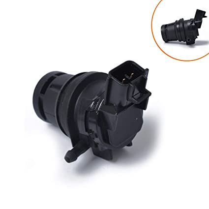 Amazon.com: HERCHR Windshield Washer Pump for Toyota 85330-21010 ...