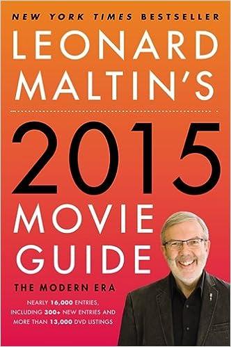 Leonard Maltins 2015 Movie Guide The Modern Era Leonard