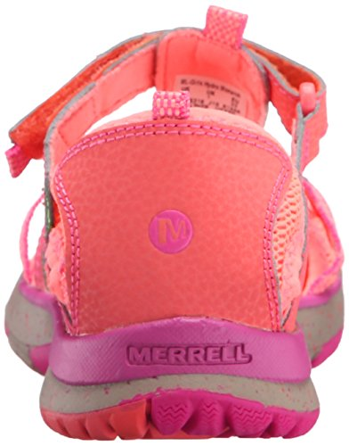 Merrell Hydro Monarch Junior Scarpe Da Trail Corsa - SS16 Orange