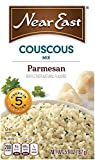 Near East Couscous Mix, Parmesan Cheese 5.9oz. (Pack of 12)