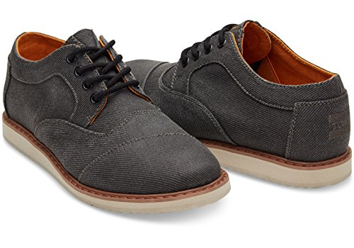 Brogue Youth - Ash Twill