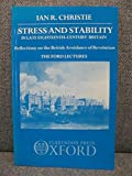 Stress and Stability in Late Eighteenth-Century Britain 9780198201083